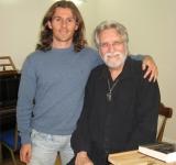 Matthew with Neale Donald Walsh