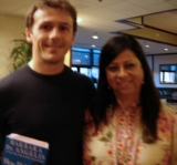 Matthew Armstrong with Barbara DeAngelis